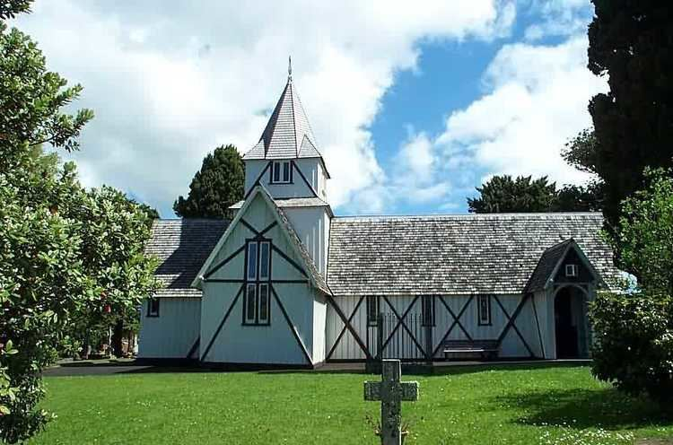 All Saints Church, Howick