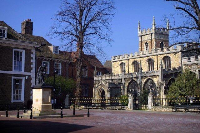 All Saints' Church, Huntingdon
