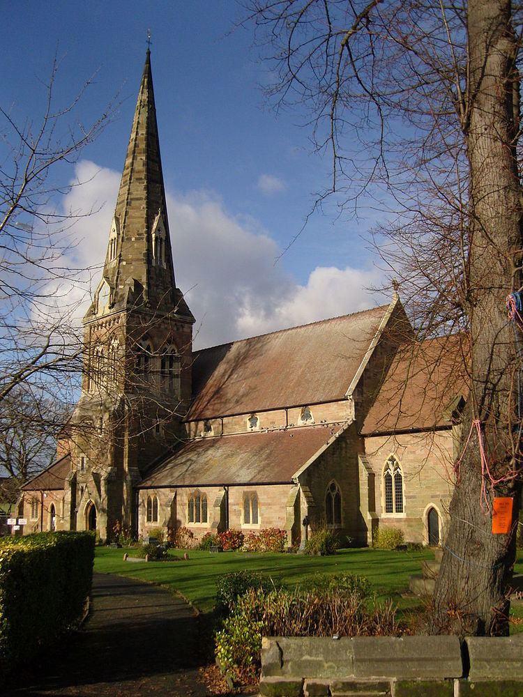 All Saints' Church, King's Heath