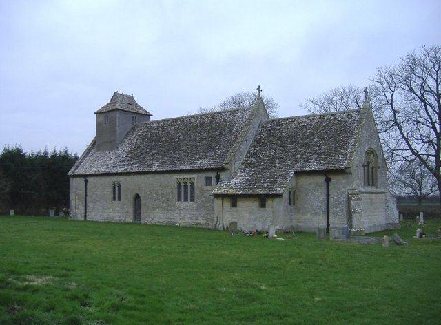 All Saints Church, Leigh