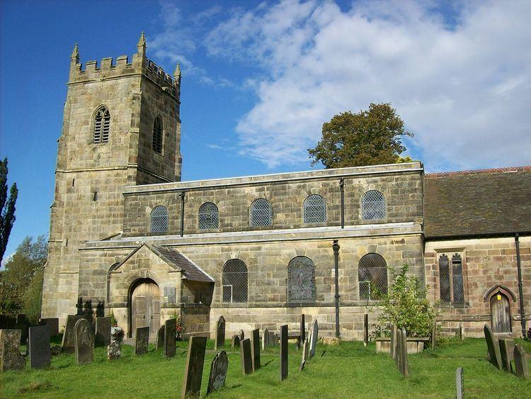 All Saints' Church, South Wingfield