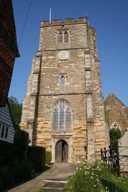 All Saints Church, Staplehurst