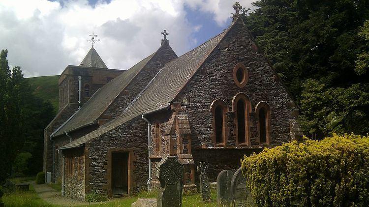 All Saints Church, Watermillock