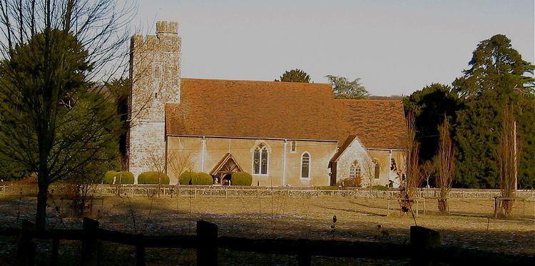 All Saints Church, West Farleigh