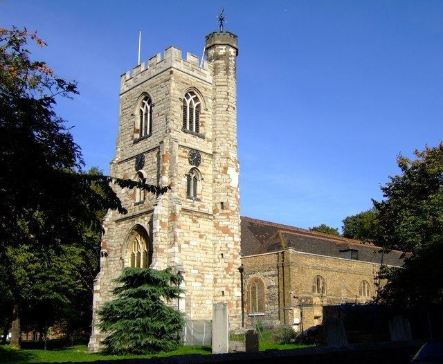 All Saints Church, West Ham