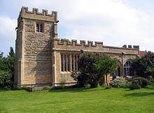 All Saints Church, Weston-on-Avon httpsuploadwikimediaorgwikipediacommonsthu