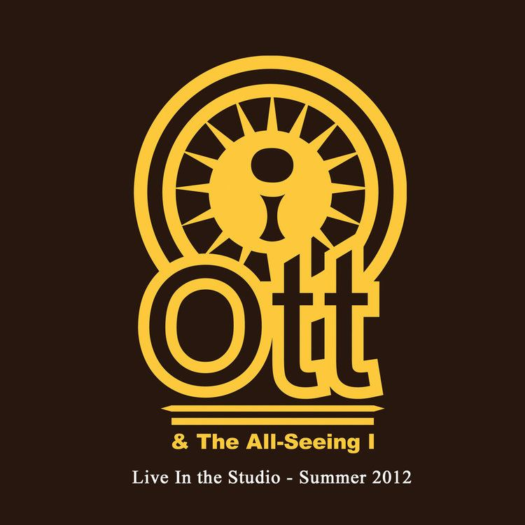 All Seeing I Live In The Studio Ott