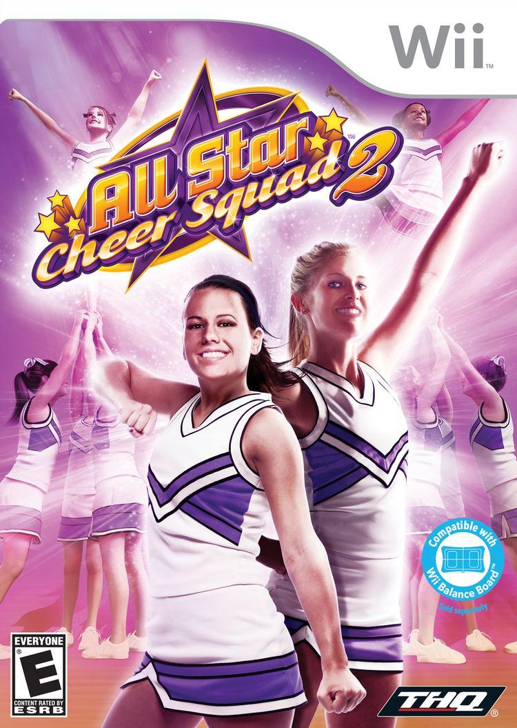 All Star Cheer Squad 2 xbox360mediaigncomxbox360imageobject1431435