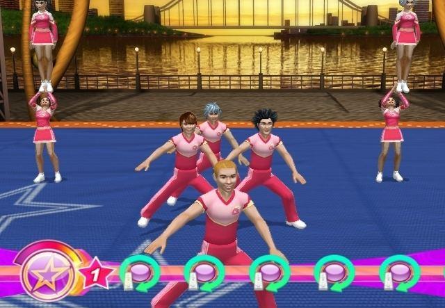 All Star Cheer Squad 2 All Star Cheer Squad 2 Wii Review wwwimpulsegamercom