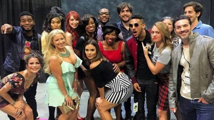 All That ALL THAT Had an Even Bigger Cast Reunion at Comikaze 2015 Nerdist