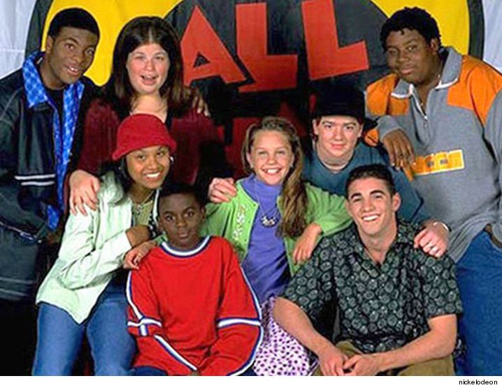 All That All That39 Reunion Has No New Material For Now TMZcom