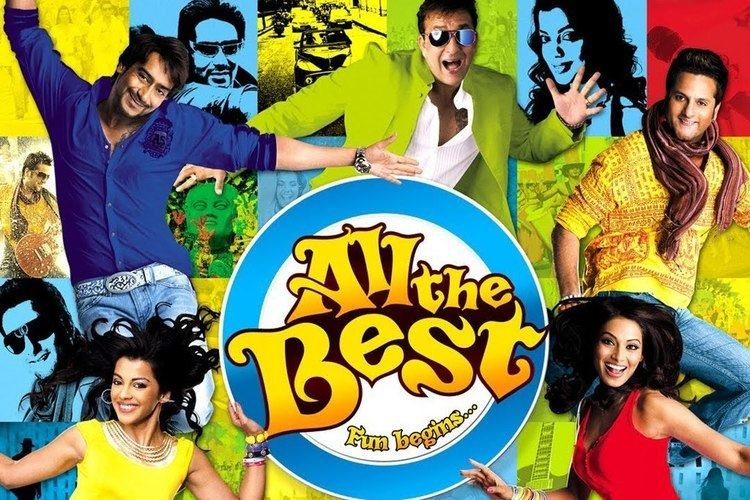 All The Best Fun Begins 2009 Hindi Movie 720p HD