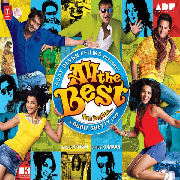 All The Best Fun Begins 2009 Movie Mp3 Songs Bollywood Music