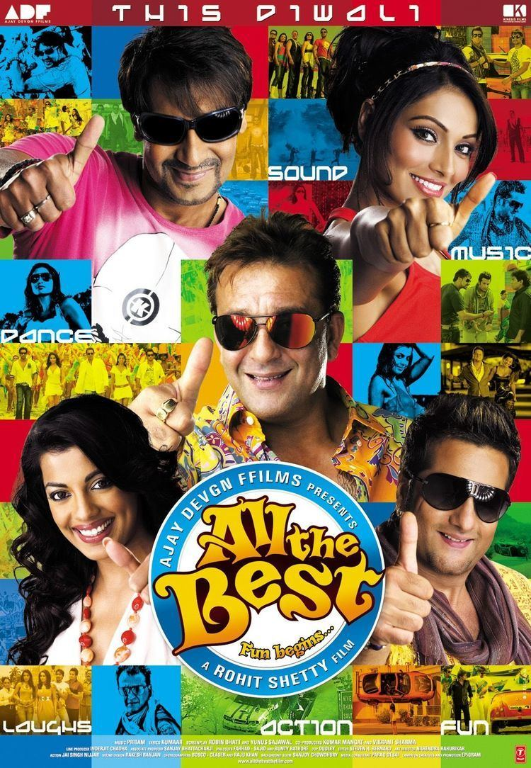All the Best Fun Begins 2009 Hindi Movie Watch Online