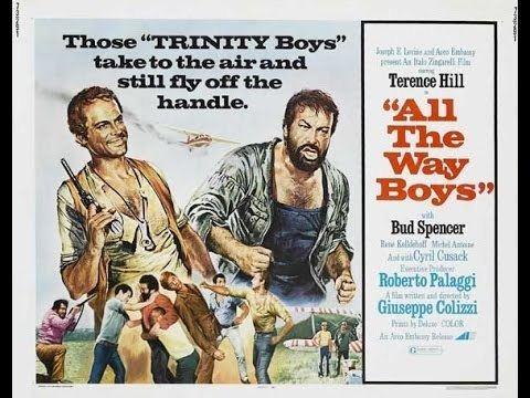 ...All the Way, Boys! All the Way Boys 1972 Full Movie YouTube