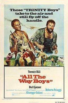 ...All the Way, Boys! httpsuploadwikimediaorgwikipediaenthumb1