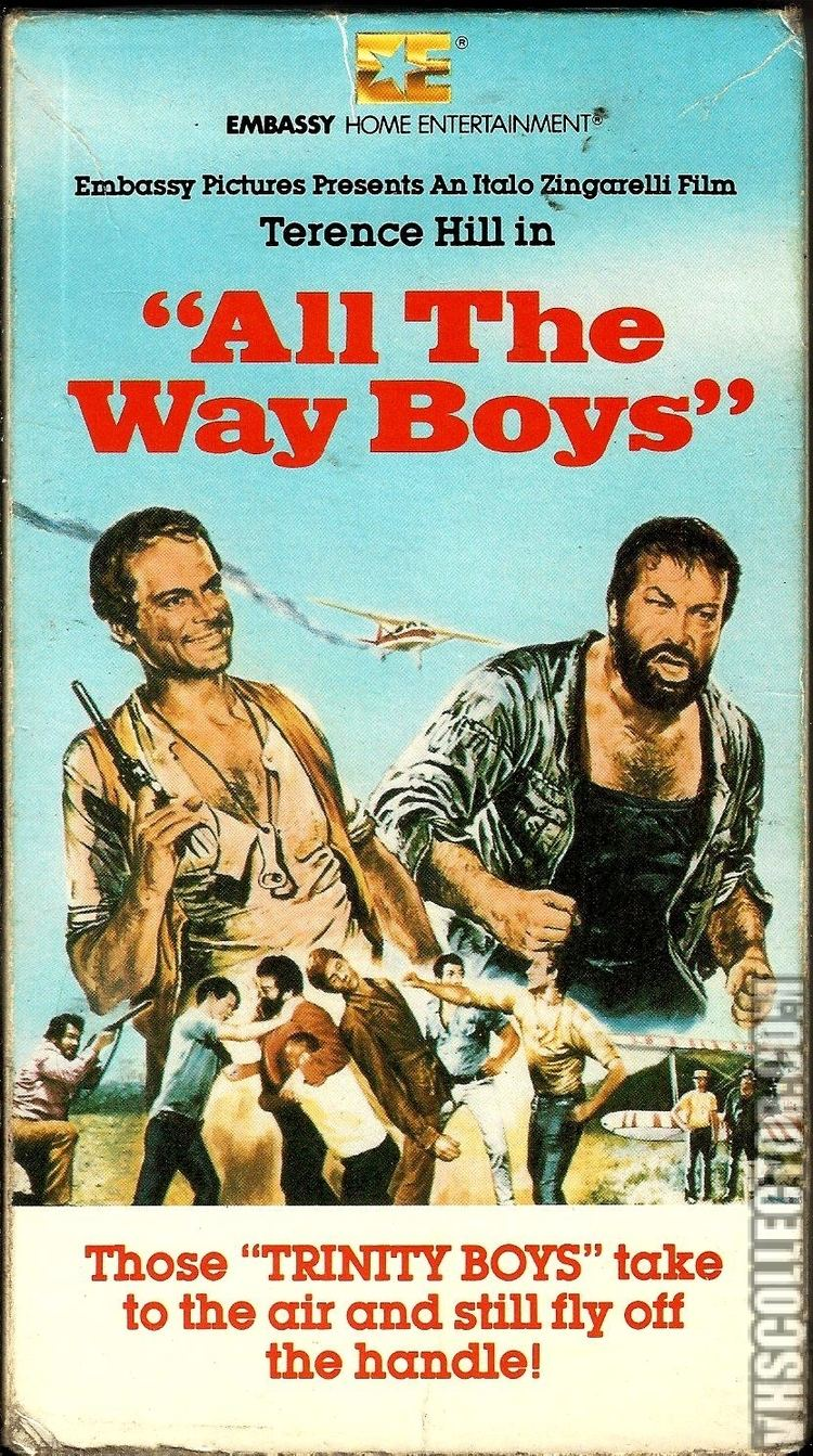 ... All the Way, Boys! All the Way Boys VHSCollectorcom Your Analog Videotape Archive