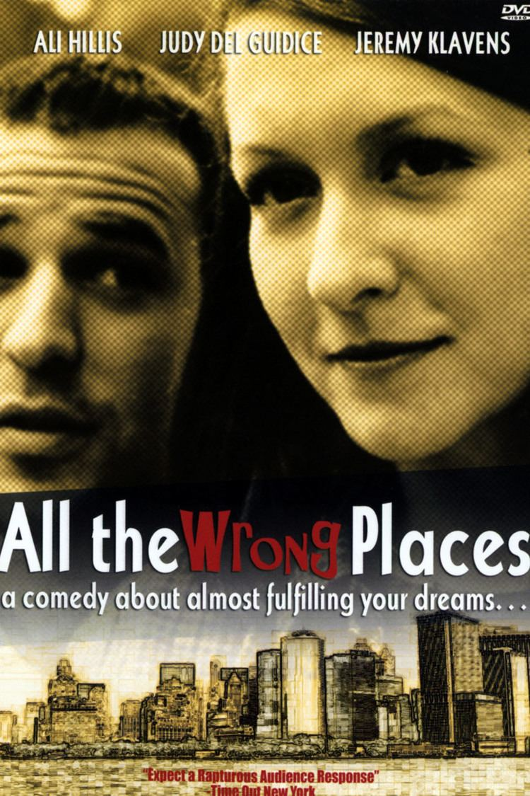 All the Wrong Places (film) wwwgstaticcomtvthumbdvdboxart7968378p796837