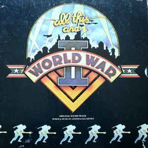 All This and World War II Various All This And World War II Vinyl LP Album at Discogs