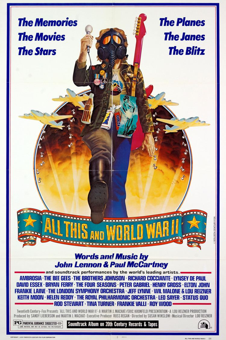 All This and World War II wwwgstaticcomtvthumbmovieposters45273p45273