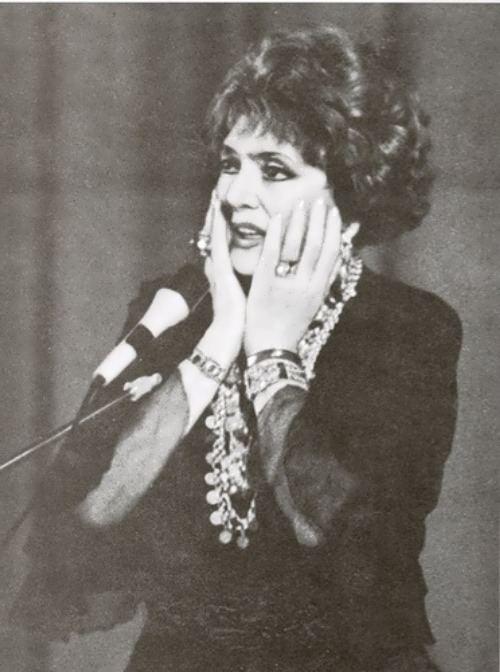 Alla Bayanova Alla Bayanova Russian Edith Piaf Russian Personalities