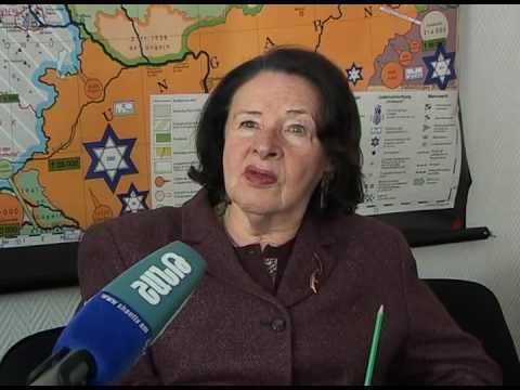 Alla Gerber Alla Gerber difference between Armenian Jewish Genocides YouTube