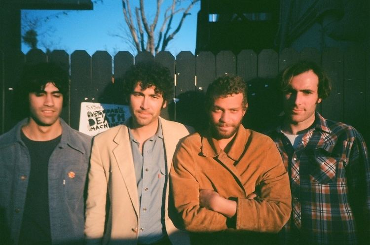 Allah-Las SXSW Spotlight Smoke and Feathers The AllahLas Music News