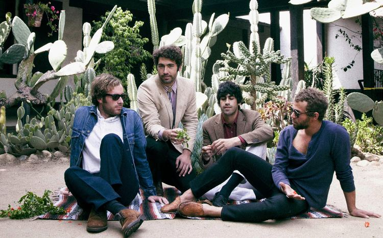 Allah-Las AllahLas Calico Review 919 KSDB MANHATTAN