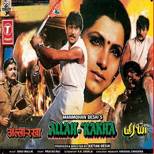 Allah Rakha 1986 Movie Mp3 Songs Bollywood Music