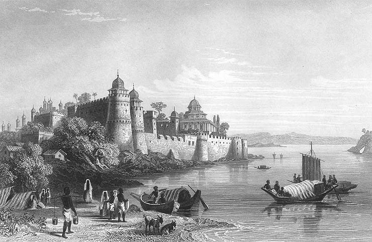 Allahabad in the past, History of Allahabad