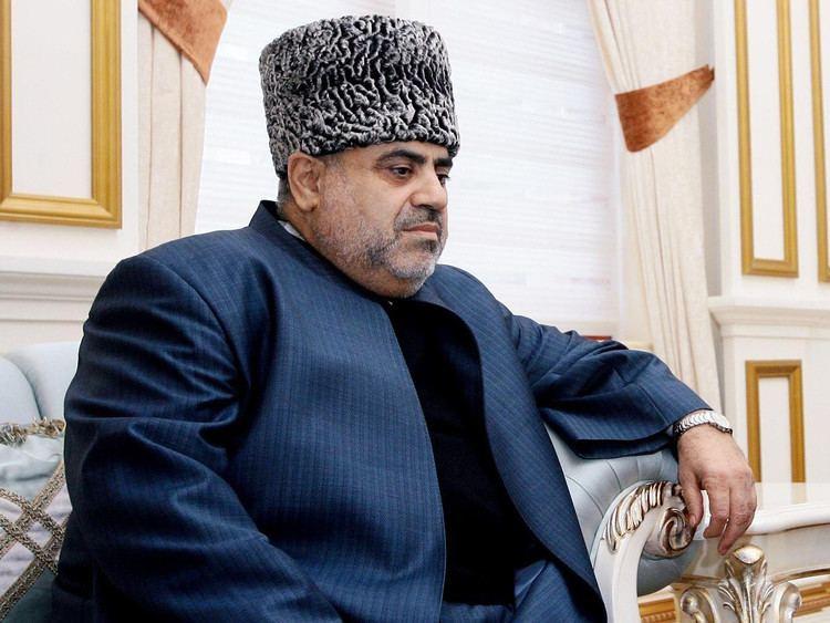 Allahshukur Pashazadeh Pashazade Allahshukur Reportaz