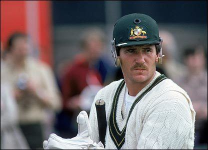 Allan Border (Cricketer) in the past
