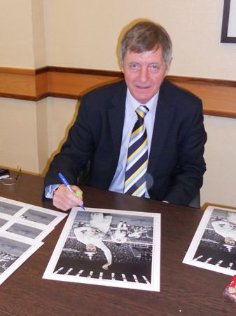 Allan Clarke (footballer) Leeds United 1972 Allan Clarke Signed Montage Edition Montage