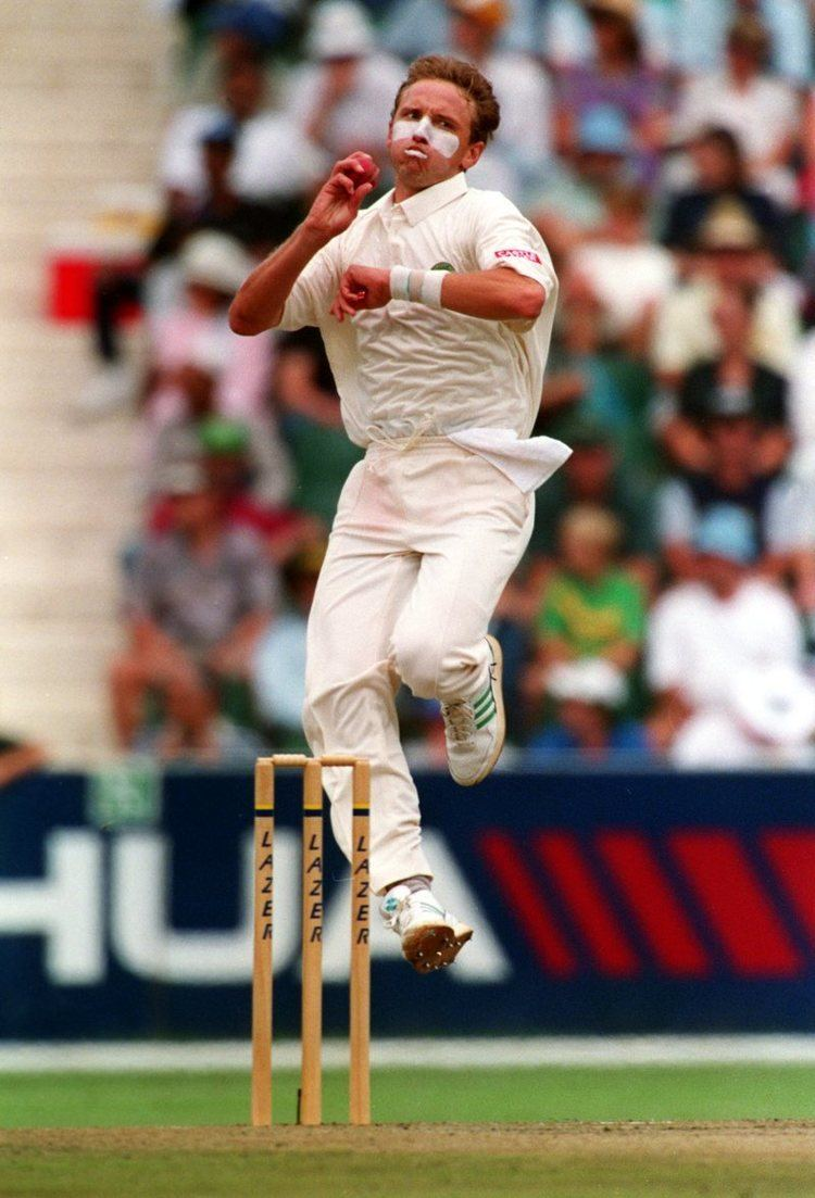 Famous South African Cricket Player Allan Anthony Donald Cricket