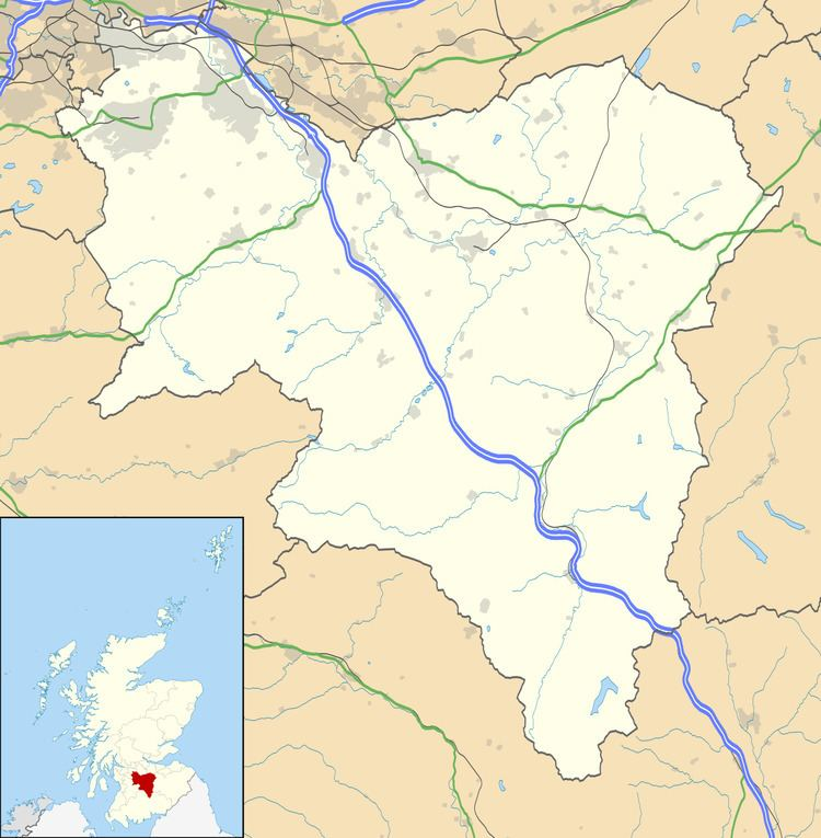 Allanton, South Lanarkshire
