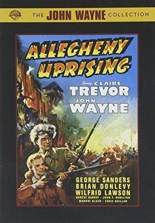 Allegheny Uprising Amazoncom Allegheny Uprising Various Movies TV