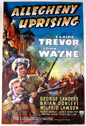 Allegheny Uprising Allegheny Uprising 1939 Once Upon a Time in a Western