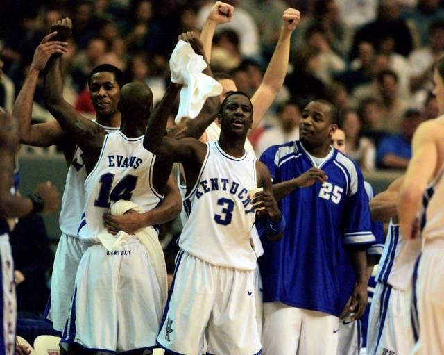 Allen Edwards (basketball) Former UK player Allen Edwards promoted to head coach at Wyoming