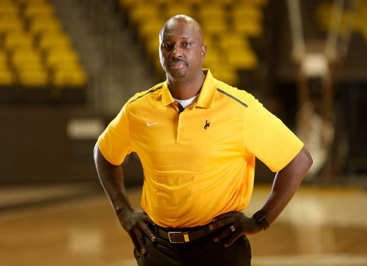 Allen Edwards (basketball) New head coach Allen Edwards lends championship pedigree to Wyoming