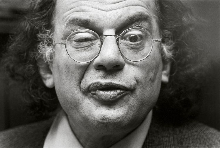 Allen Ginsberg 13 Lectures from Allen Ginsberg39s History of Poetry