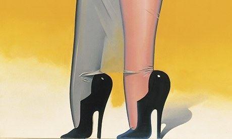 Allen Jones (artist) Allen Jones master or misogynist Art and design The