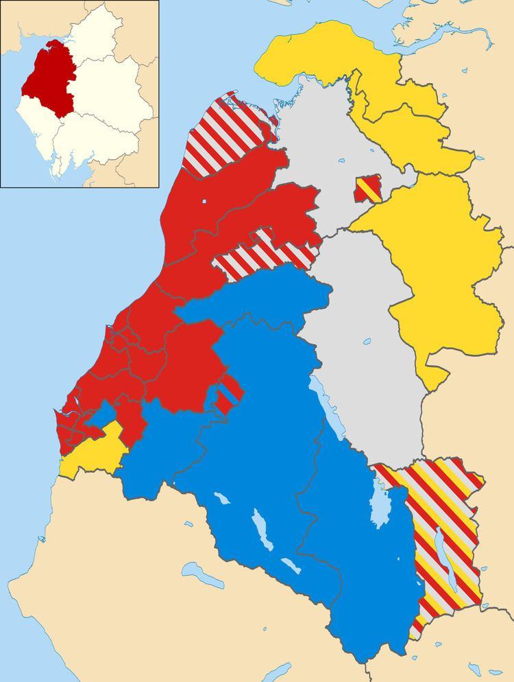 Allerdale Borough Council election, 1999