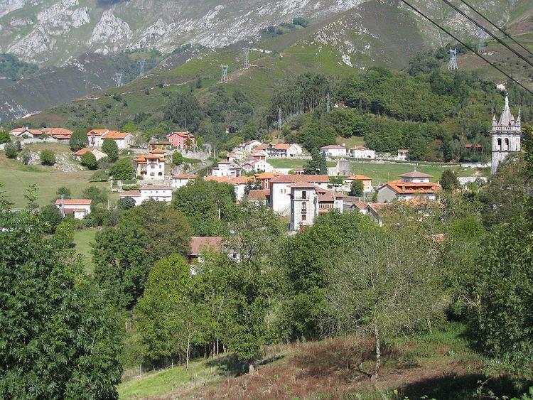 Alles, Asturias