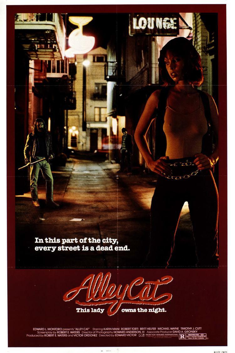 Alley Cat (film) wwwgstaticcomtvthumbmovieposters45593p45593