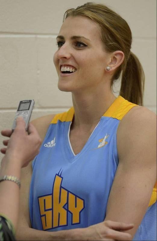 Allie Quigley wwwdailyheraldcomstoryimageDA20130510sports
