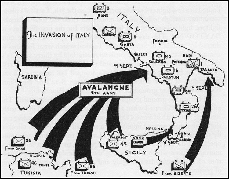 Allied invasion of Italy Invasion of Italy Olivia White History 12