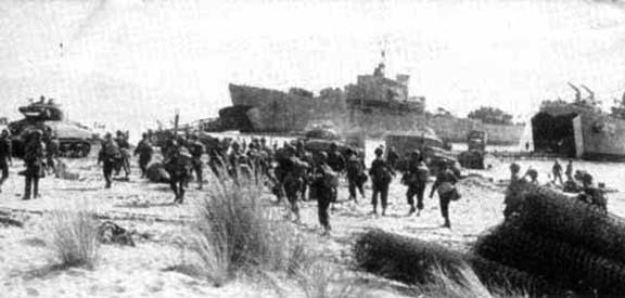 Allied invasion of Italy 1943 Invasion of Southern Italy