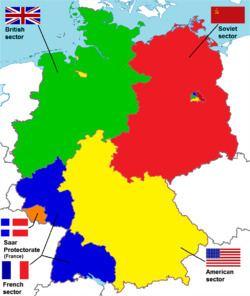 Allied-occupied Germany Alliedoccupied Germany Wikipedia