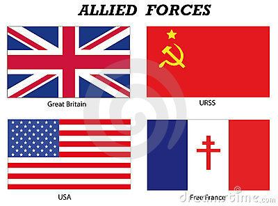 Allies of World War II Axis And Allied Powers Of Wwii Lessons TES Teach