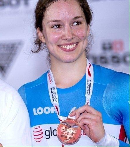Allison Beveridge CALGARYS ALLISON BEVERIDGE CLAIMS WORLD CUP GOLD Commonwealth